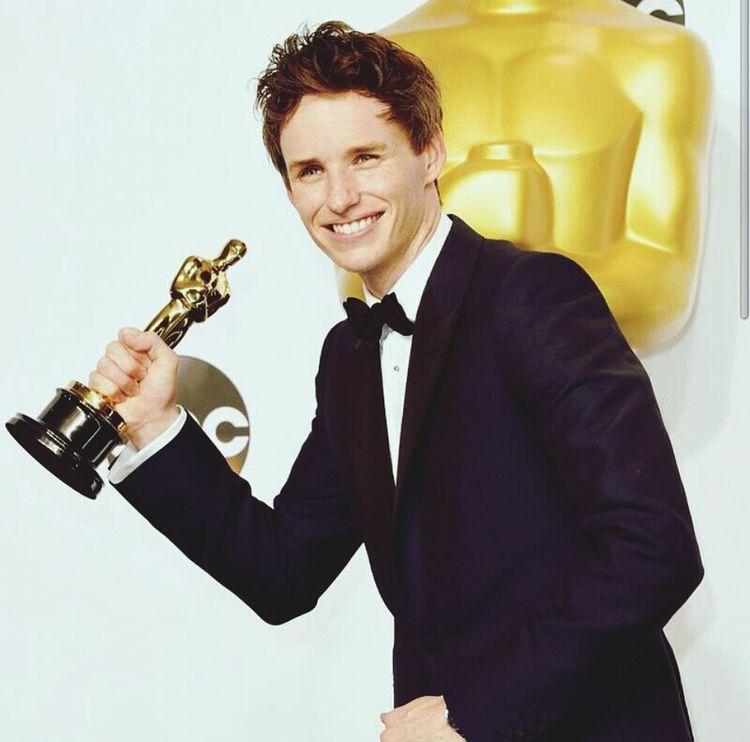 EddieRedmayne Bestactor Oscars2015