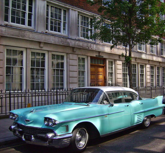 Cadillac Cars Old Mobile Pastel Power London Streetphotography London Lifestyle