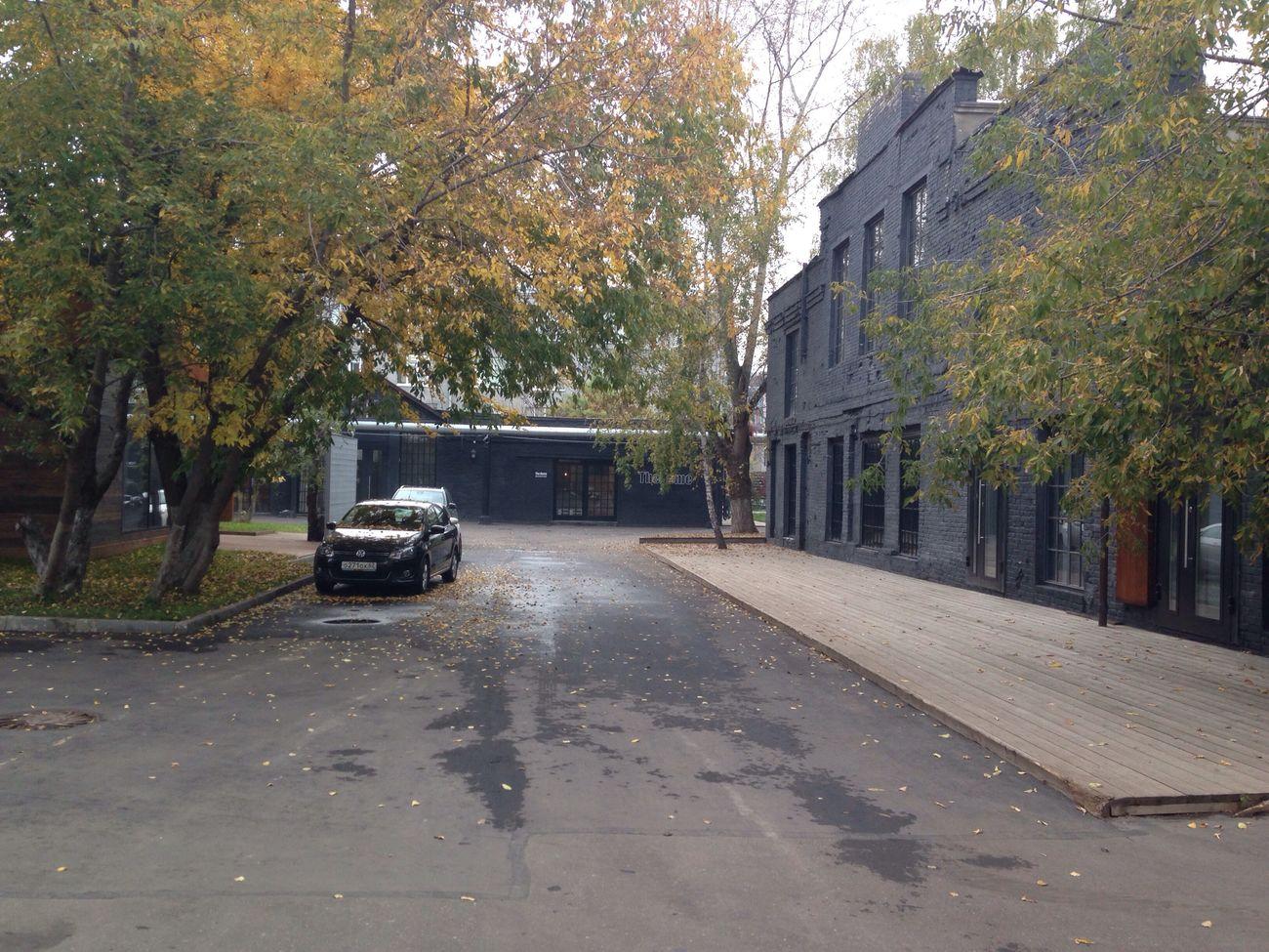 Осень.Последние тёплые дни. Tree Architecture Road First Eyeem Photo