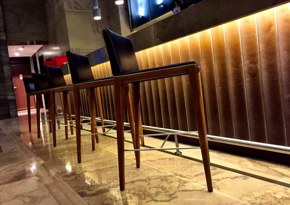 """Chairs are like sculpture."" Robert Wilson Mini Bar Attack Taking Photos Interior Design Interior Malephotographerofthemonth Eye4photography  EyeEm Best Shots Empty Chair Eyeem Philippines EyeEm Gallery"