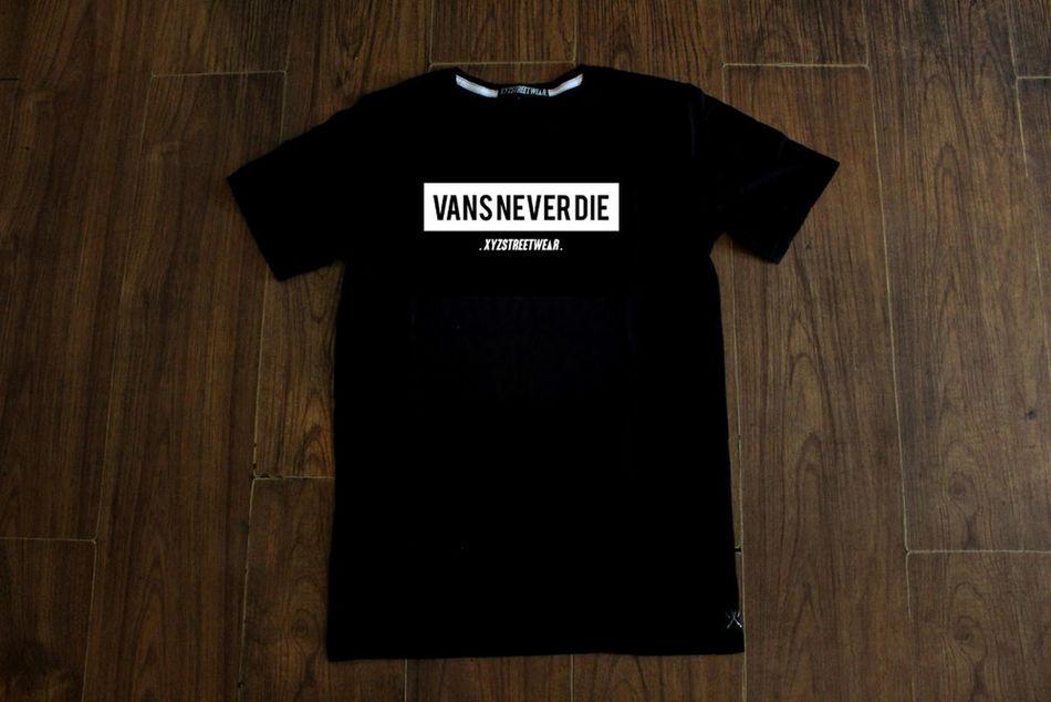 VANS NEVER DIE Xyzstreetwear Vansneverdie
