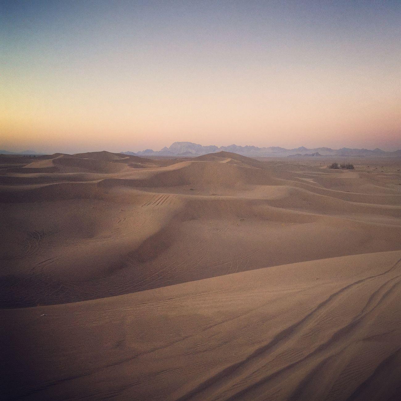 Bafq desert Desert