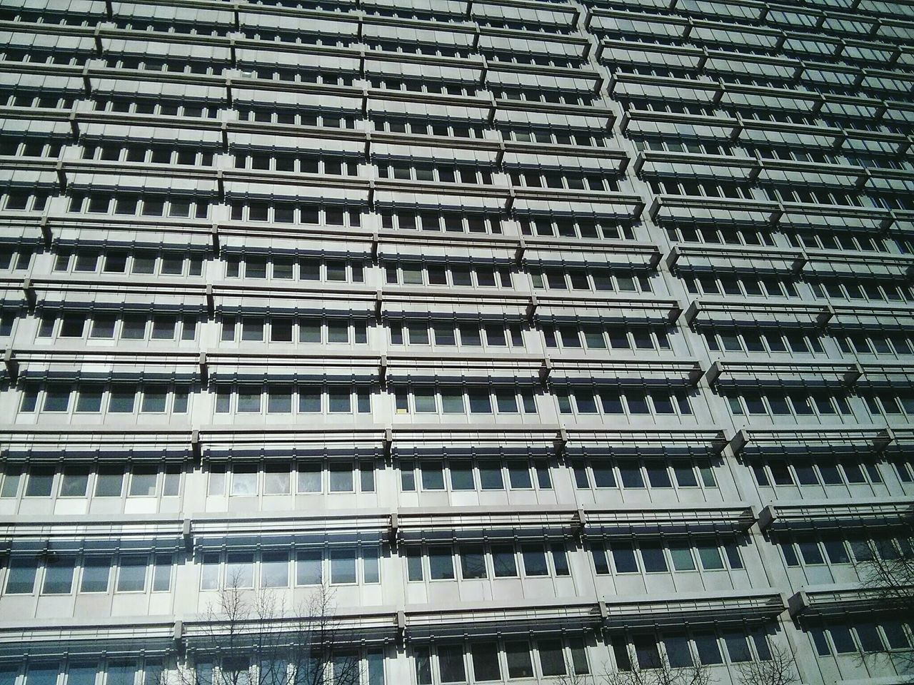 Berliner Fassaden Brutalism Windows . Open Edit : you don't always have to use the filters at their maximum ;)
