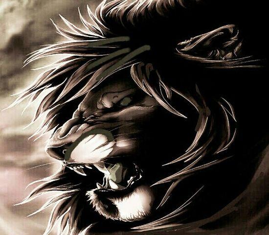 Experimental Edit Lion Leo Hear Me Roarrrrr! The Great Leader Lion Leo