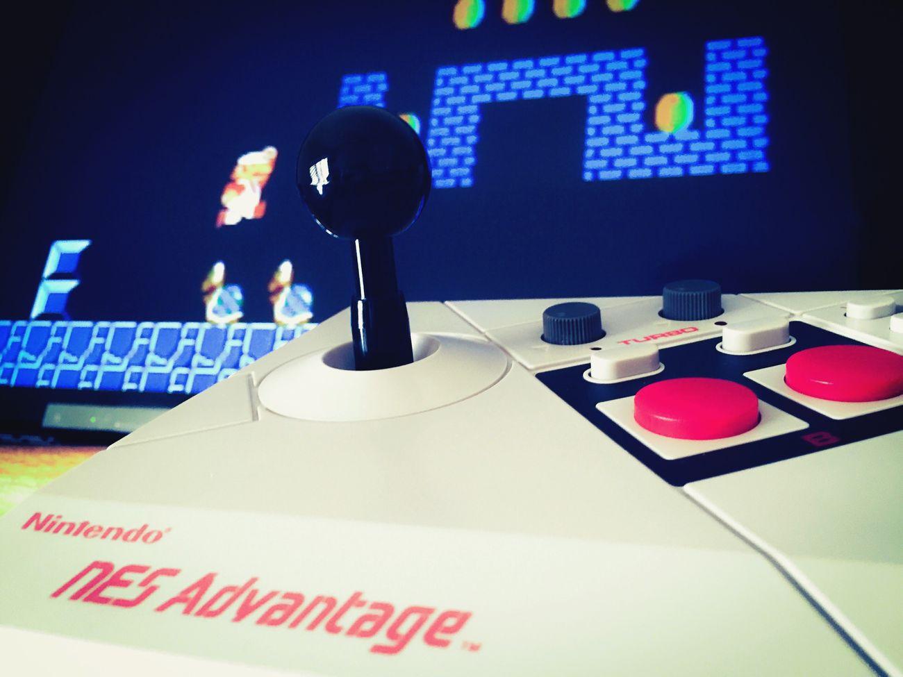 Nintendo Advantage Nes Check This Out Retro Gaming Nostalgic  Nostalgia Super Mario Bros. Gaming Oldschool