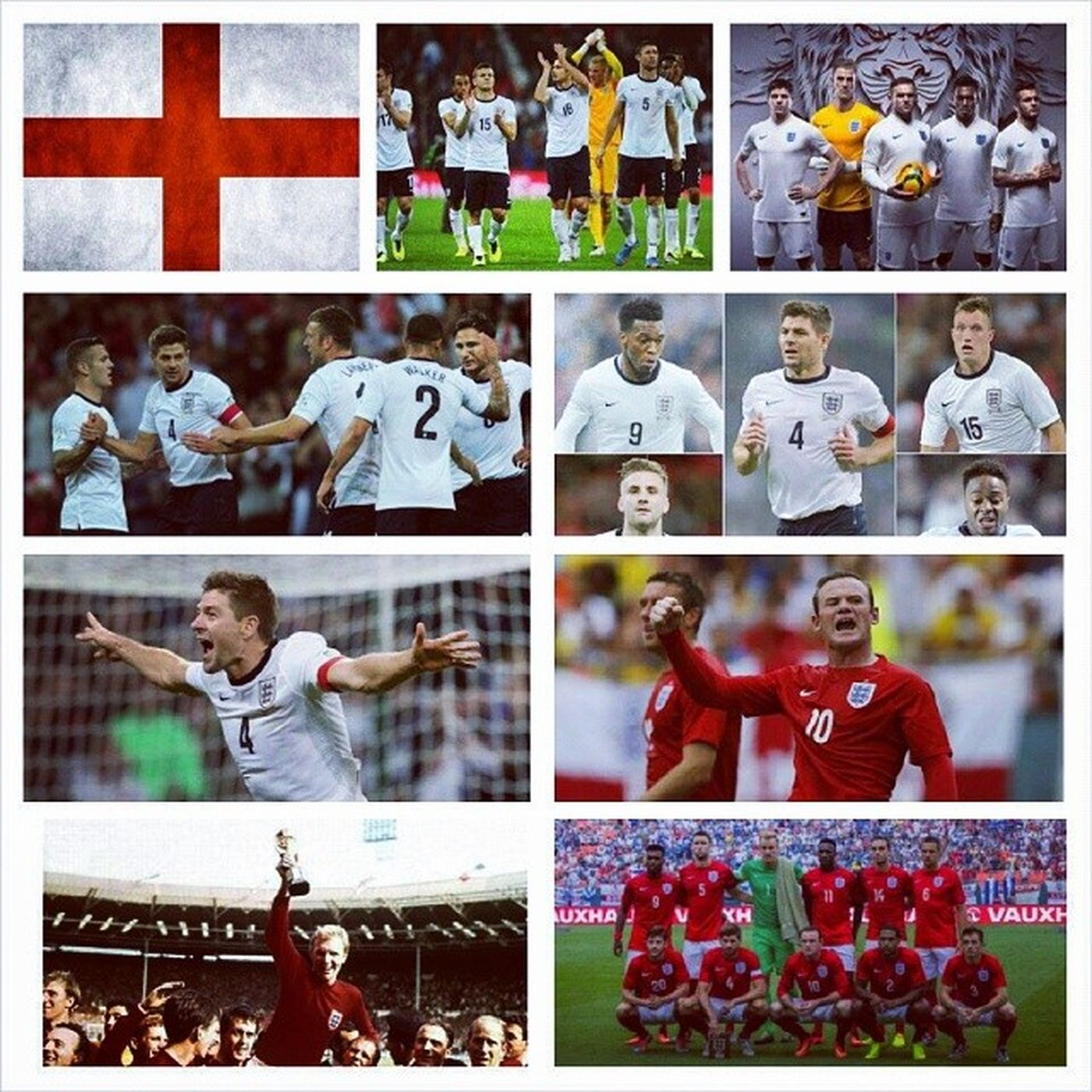 """England really is the birthplace, the heart and soul of football."" Xavi EnglandFC 3lions"