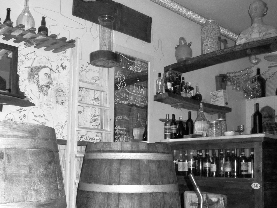 Winestore in San Frediano Archival Business Finance And Industry Choice Day History Indoors  No People Retail  San Frediano Store Variation Winestore Winter
