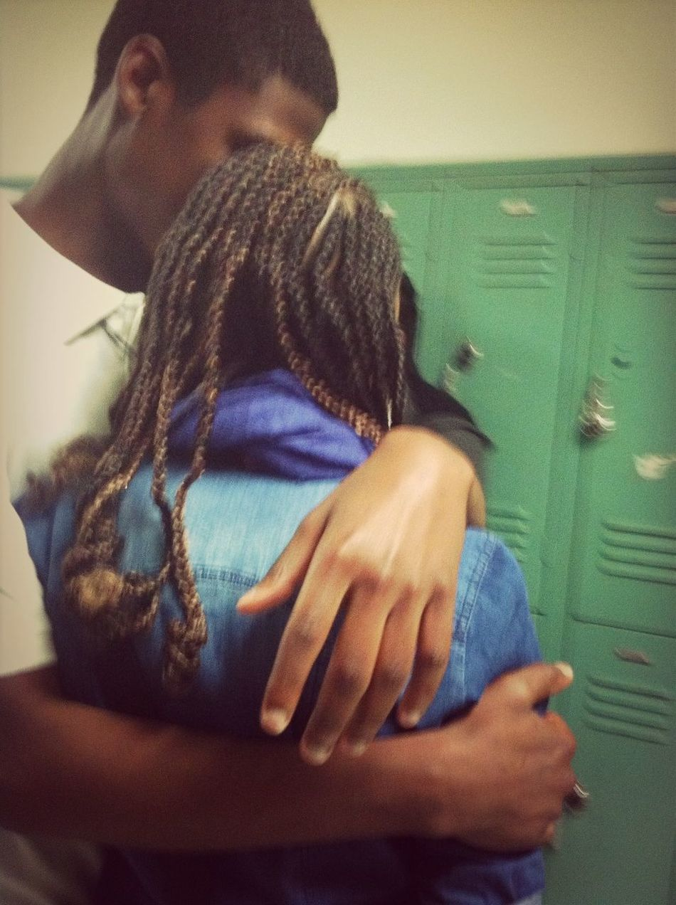 This Girl And These 2002 Braids Lmao