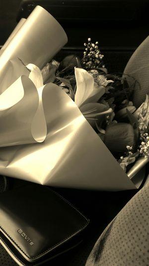Flowers Flores Billetera Emotions