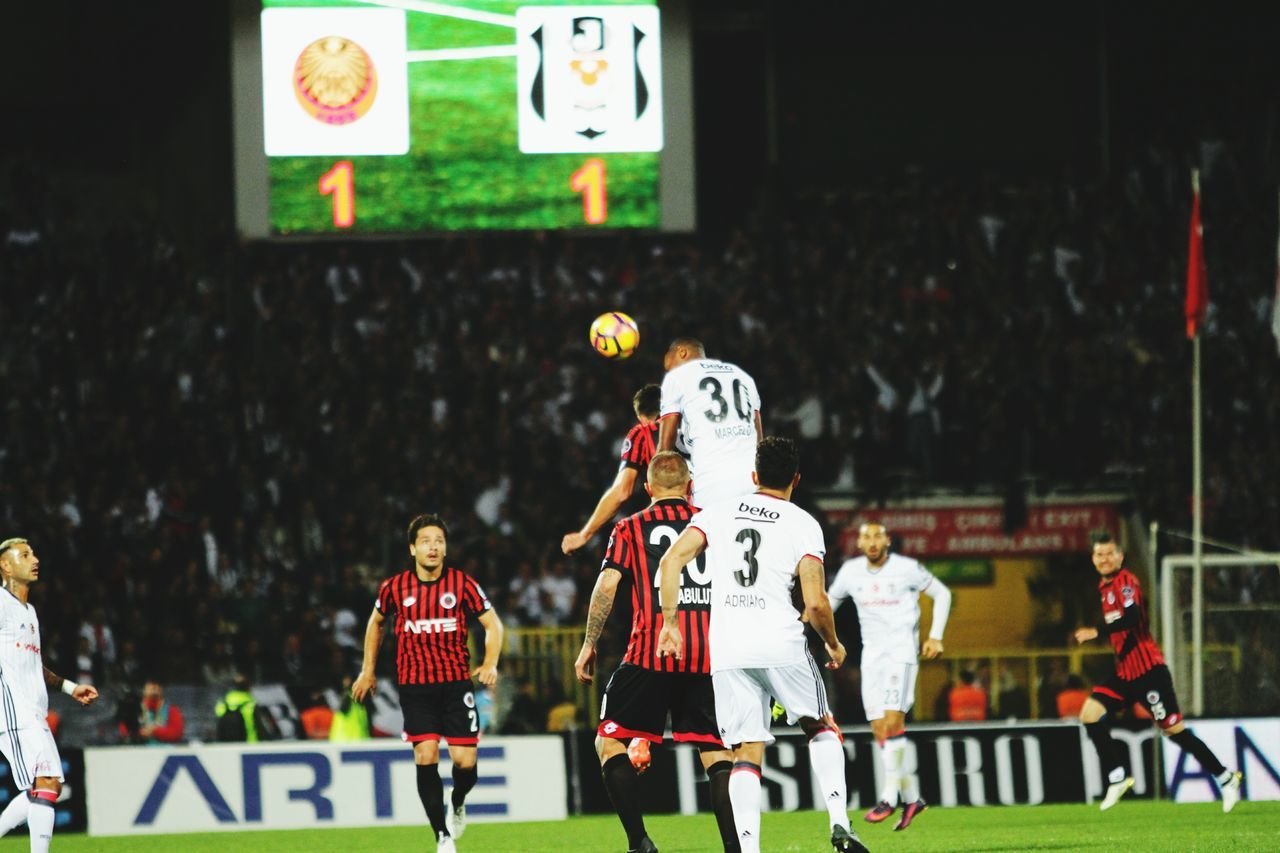 Besikas draw Genclerbirligi in Turkish Super Leauge: 1-1 Gençlerbirliği Besiktas Adriano Barcelona Quaresma SportingCP Porto Portugal Muriqi Kosovo Getty Images Sport Football