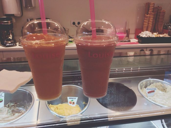 louise's smoothie