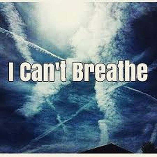 Chemtrails Information Pollution Pollution ın My World Polution Is All Around The World Posion Warning Sign