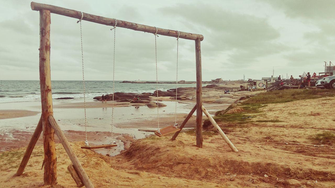 Punta Del Diablo Uruguay Wanderlust Arrai UY Beach Sand Sky Sea No People Nature Outdoors Cloud - Sky Water Day