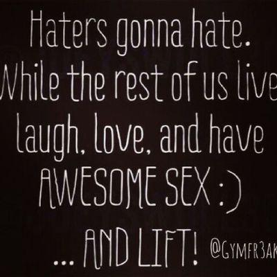 Live Laugh Lift Gymmotivation gymtimeshealthylifestylegymshithatergonnahatefunnysmile