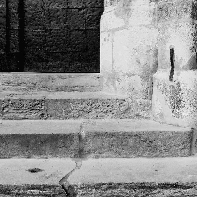 Stufen - Regensburg Blackandwhite Architecture Andrography Stairs