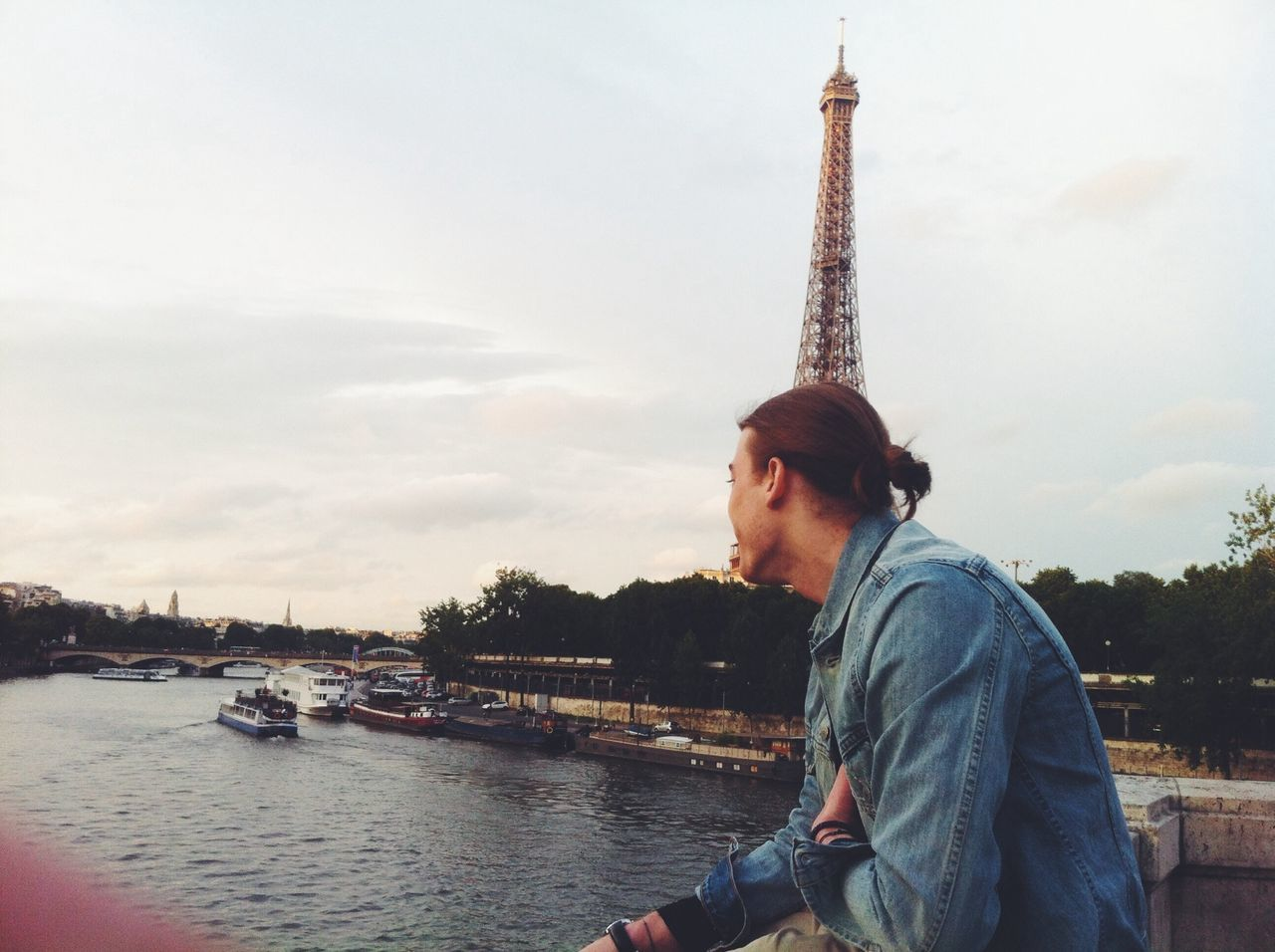 Beautiful stock photos of eiffel tower, Architecture, Built Structure, Capital Cities, Casual Clothing