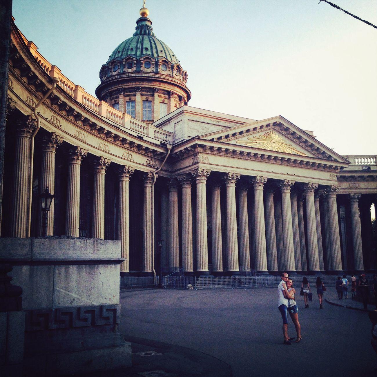 Time for adventure! казанский_собор Санкт-Петербург