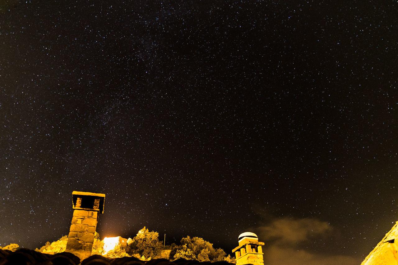 Nikon Dslr Nocturna Larga Exposicion Relaxing