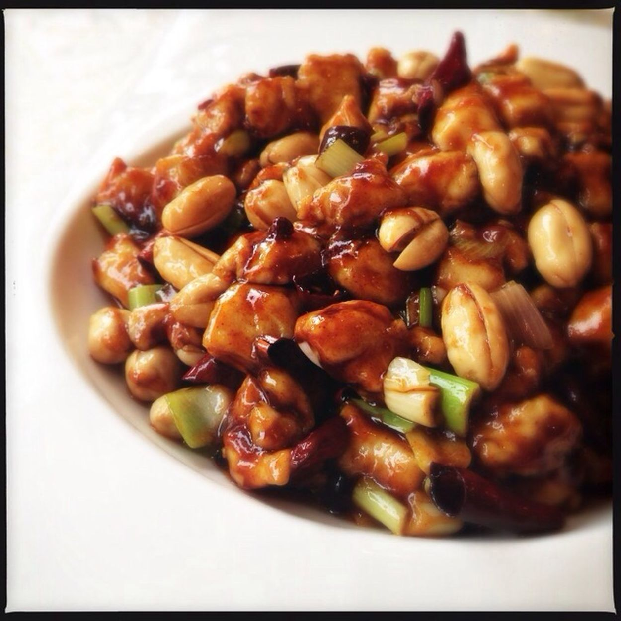 Chinese Food Food Porn In My Mouf Food Kung Pao Chicken