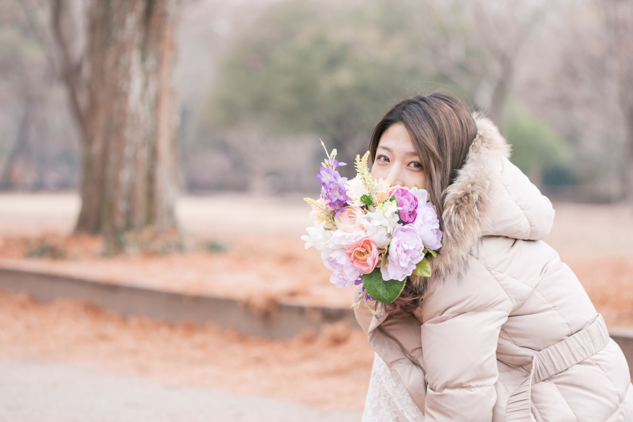 Beauty Women Nature Photography Photograph Canon400d Telling Stories Differently Ig_korea One Person