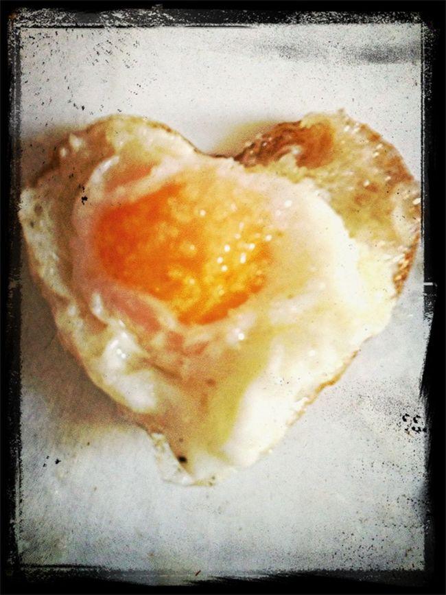 Huevo Con Amor / Egg With Love