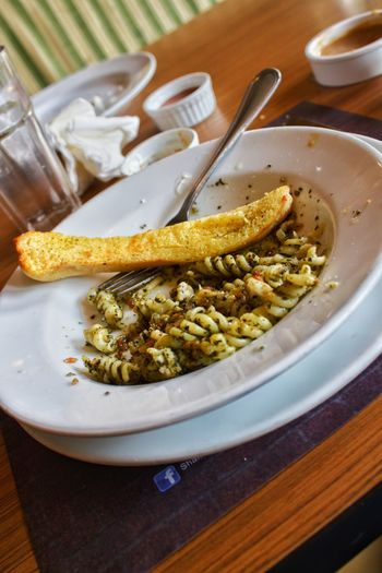 Chicken and Mushroom pasta Shakeysph Pasta Shakeystime