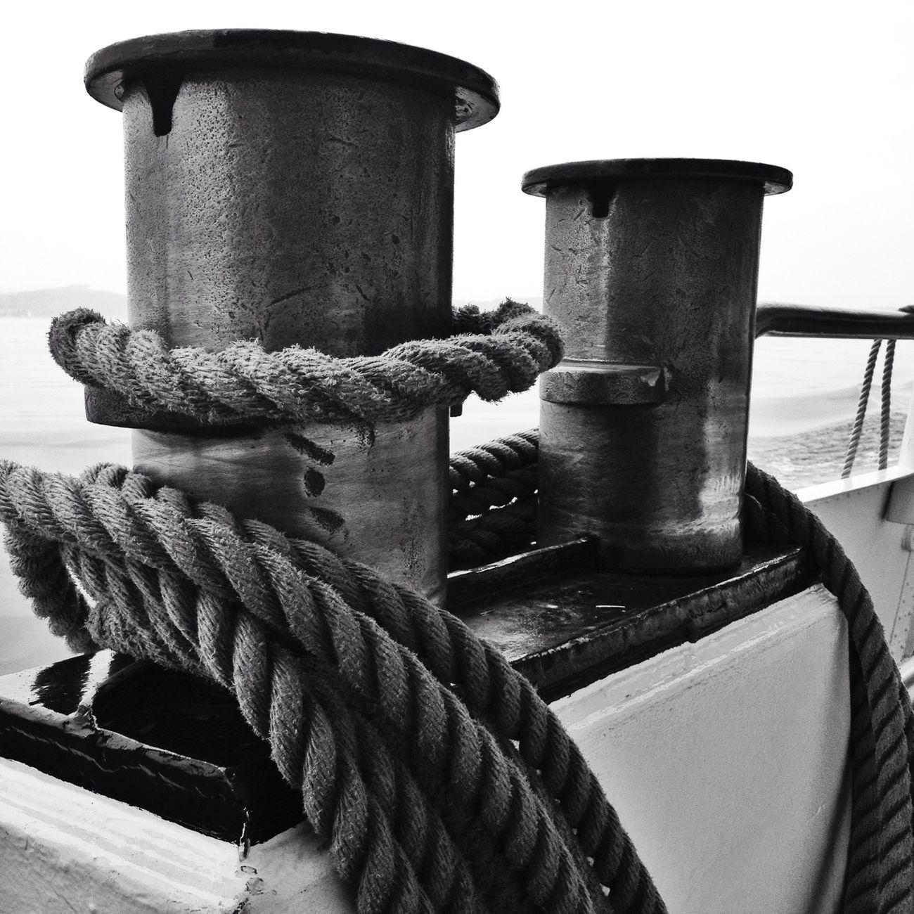 Blackandwhite Schwarz & Weiß Boats Ferry