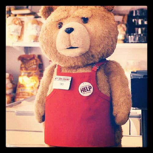 This teddy bear!! Is Mad Funny!!!