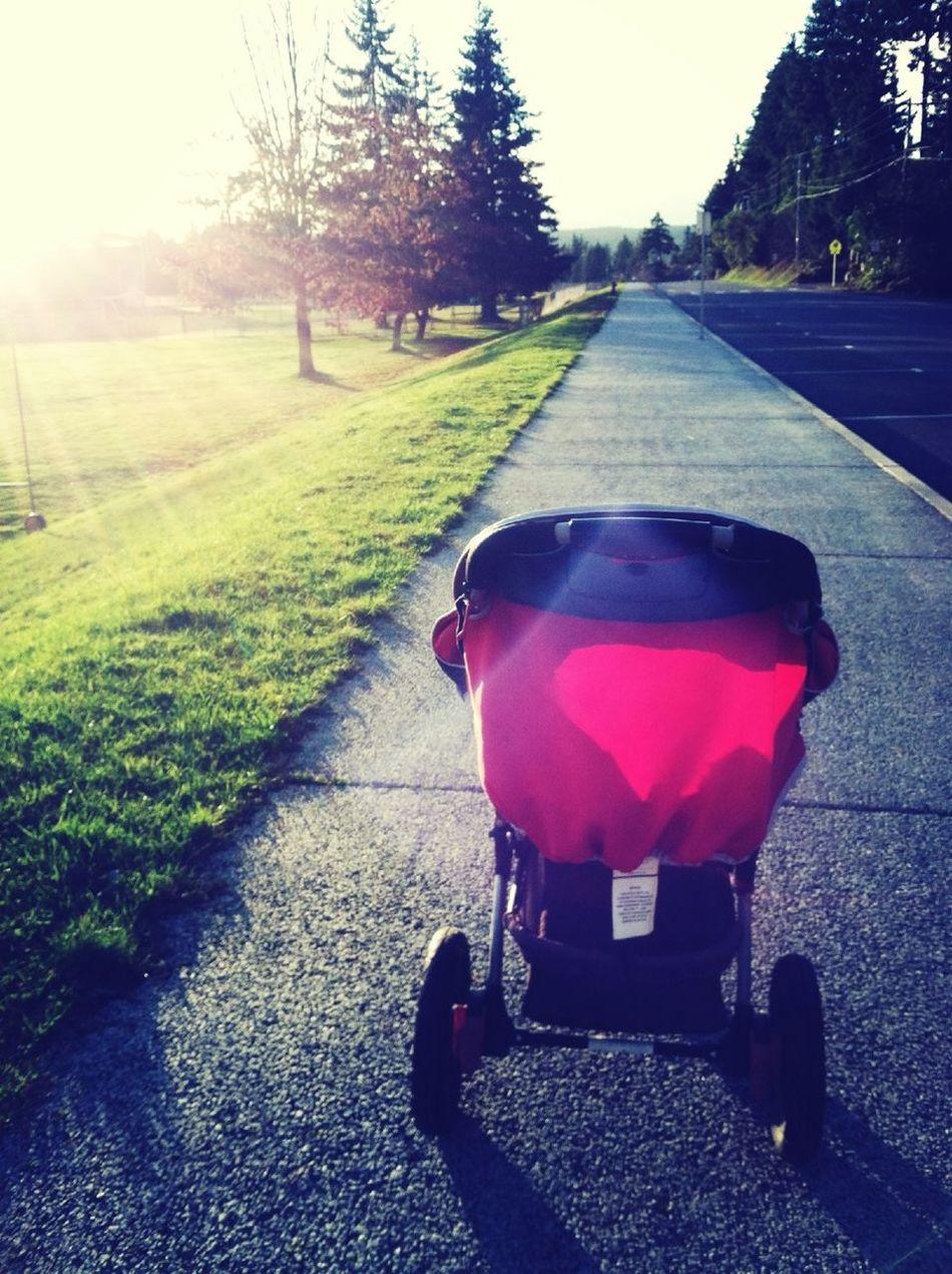 Cruisin' with the Little Man
