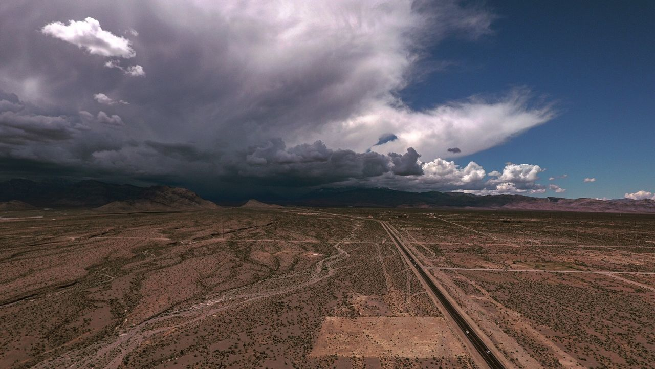 ☁️Mt. Charleston Storm☁️ Dronephotography ObsessiveEdits Phantom 4 Droneporn Dronography ¡Eyeem Addict! Enjoying The View Drone  Eye4photography  Dronepointofview DJI Phantom 4 WesternWaYz! Desert