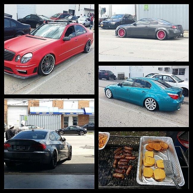 Food still cooking. Cars still showing up. Its a great day. Nycalive Mncperformance Lawsonblvdproject Lawsonblvd bmwgram bmwmnation bmwlove bmwusa benz fortheloveofeverythingcars bbq goodtimes goodpeople goodfood goodweather