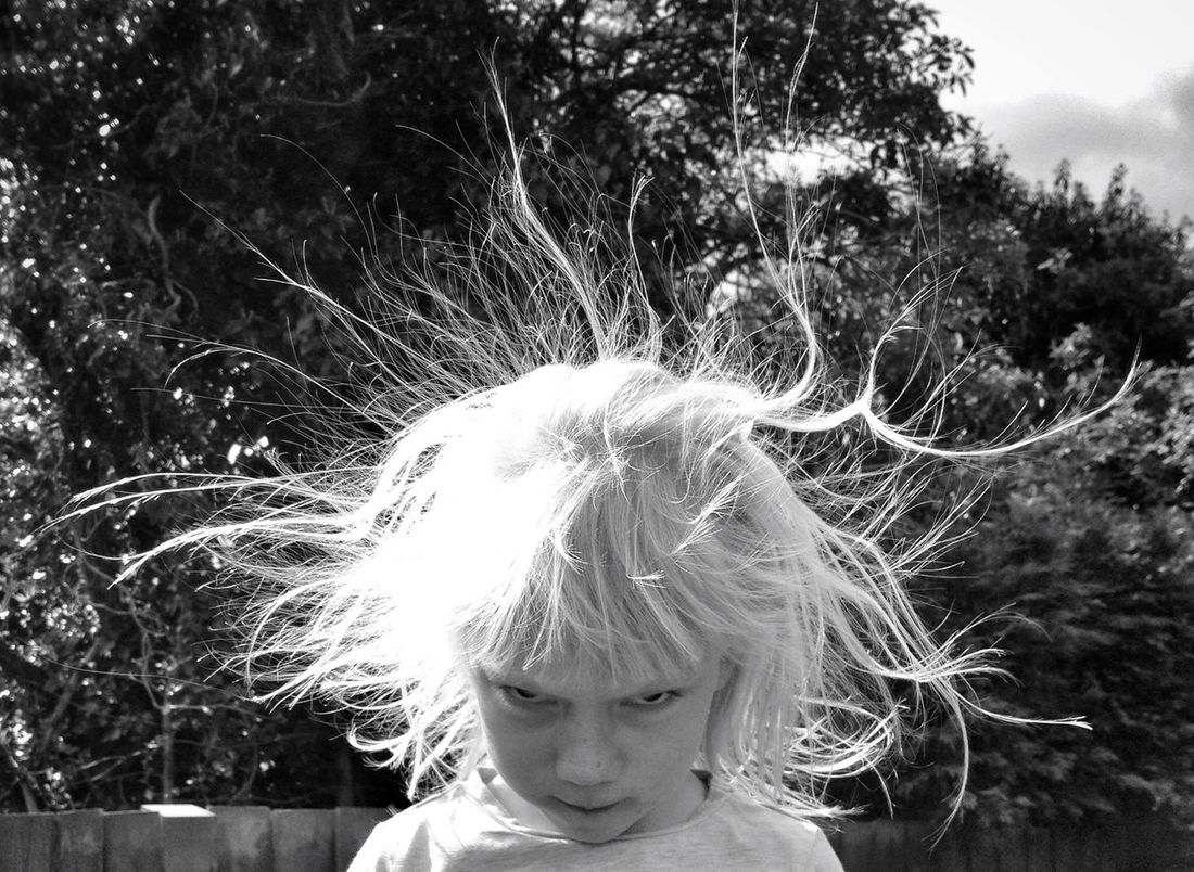 Super Charged MONSTER! Ha ha! :) Monster Static Funny My Beautiful Daughter