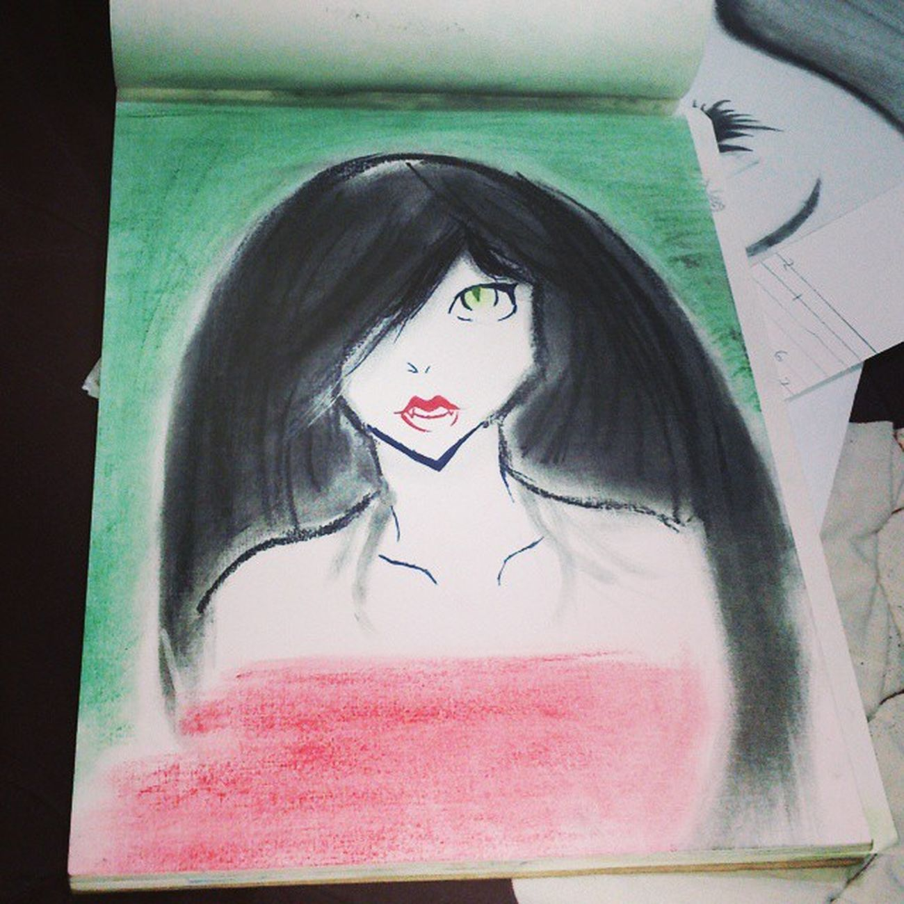 Drawing Marceline Art