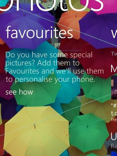 Don't Be Square WP8