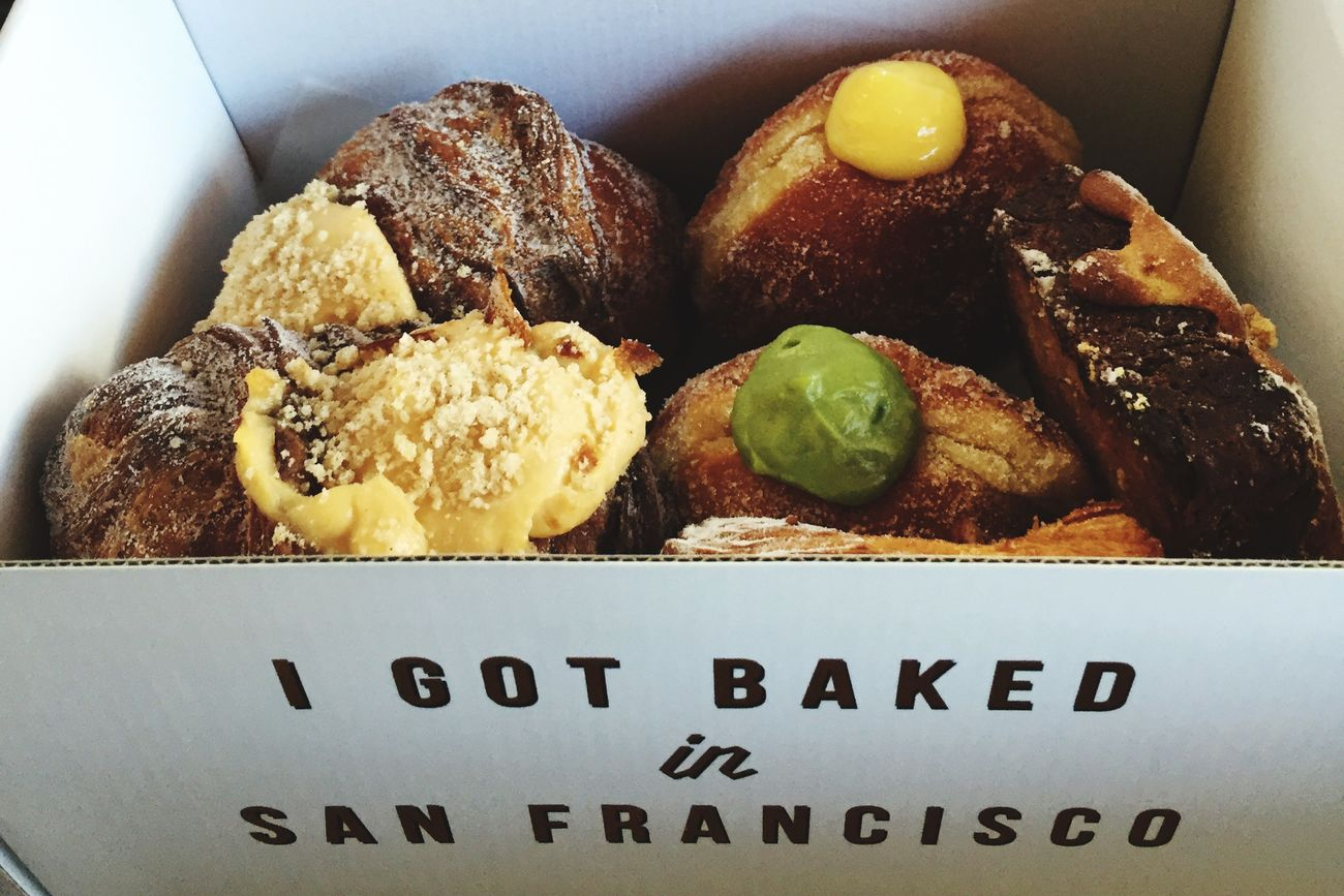 Mr Holmes Bakehouse Bakery Croffin Sugar Rush Savoury I Got Baked In San Francisco My World Of Food