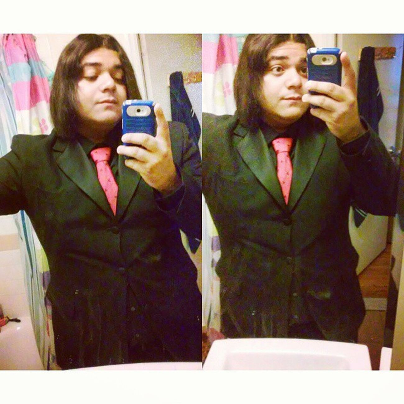 Today dressed up for graduation tried my best lol Graduation 2015  Fordhamarts Greatday Selfie Tryingtobesexy Professional Suite Friday Nerd Celebration Actingcool Fancy Highschool Finallyover
