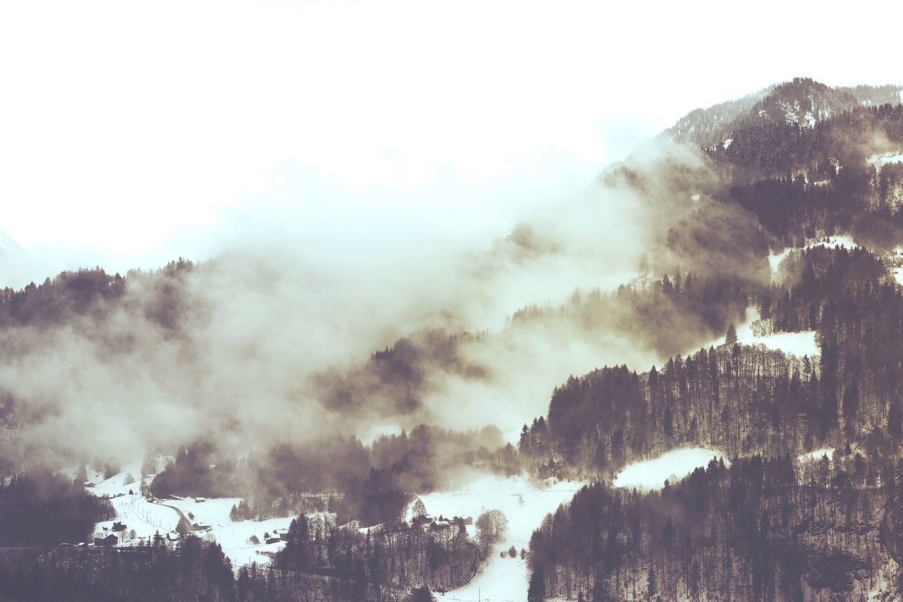 Showcase: February Dreaming VaudregionSwitzerland Leysin Nature Mountains Shootermag