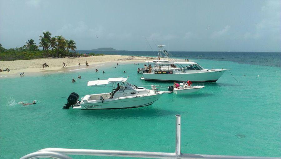 Icaco Island, Puerto Rico