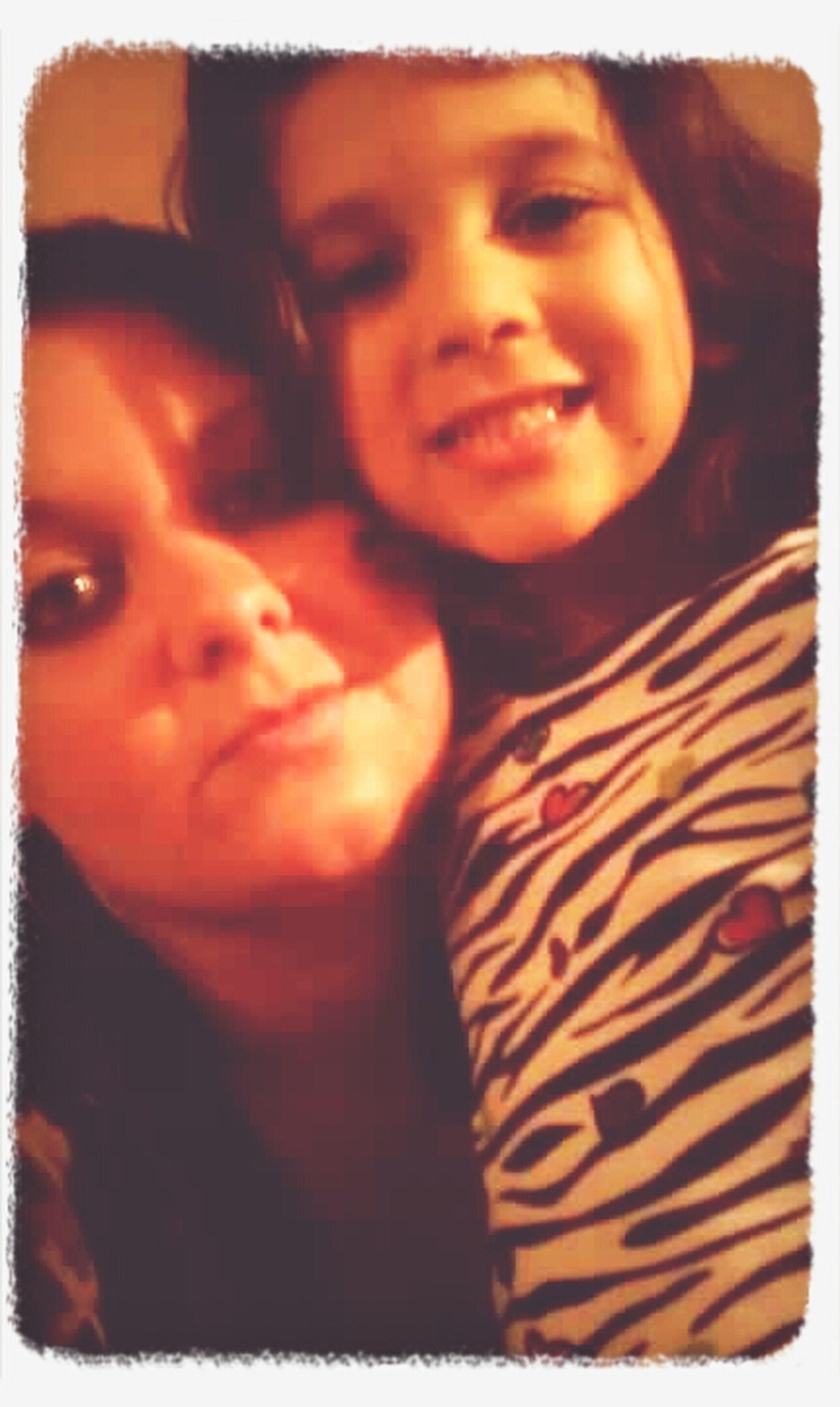 Missing My Babygirl Somethin Fierce </3
