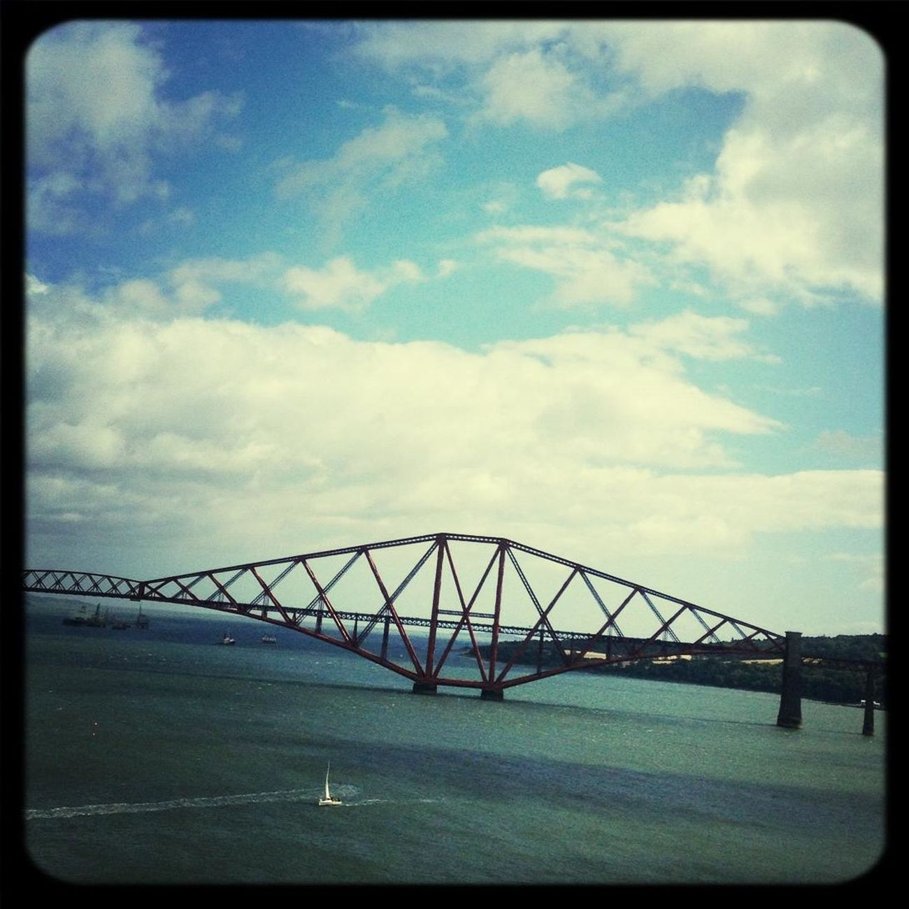 Forthrailwaybridge Landscape_Collection Beautifulday Southqueensferry