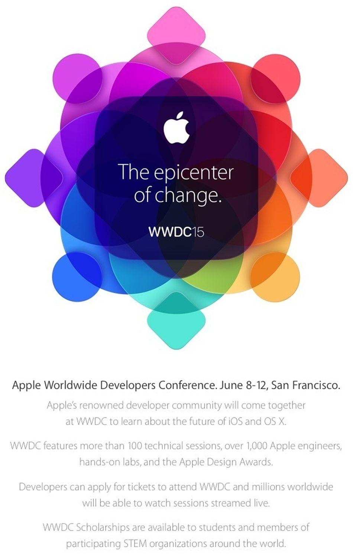 Apple Worldwide Developers Conference Apple WWDC Ios Mac OS
