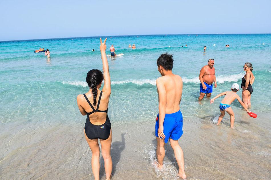 Beautiful stock photos of friends,  Adult,  Adults Only,  Bikini,  Bikini Bottom