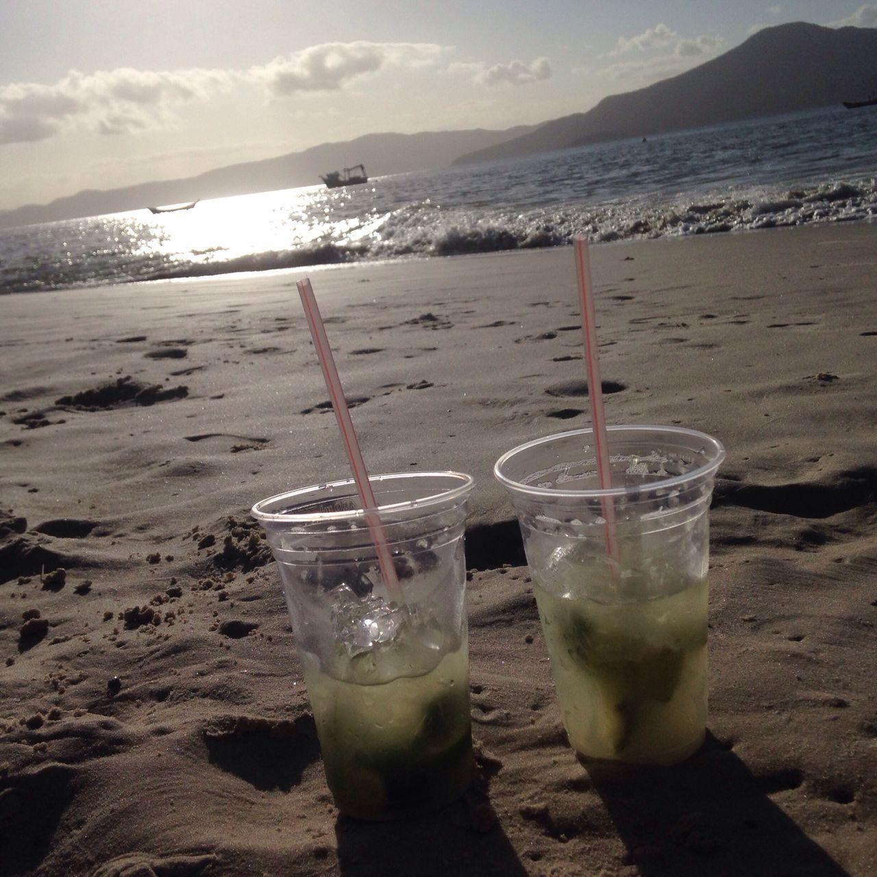Enjoying The Sun Life Is A Beach Relaxing