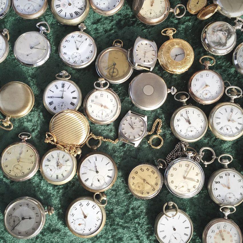 Time Vintage Shopping Forgotten Time Timepieces EyeEm Bestsellers Market Bestsellers 2017