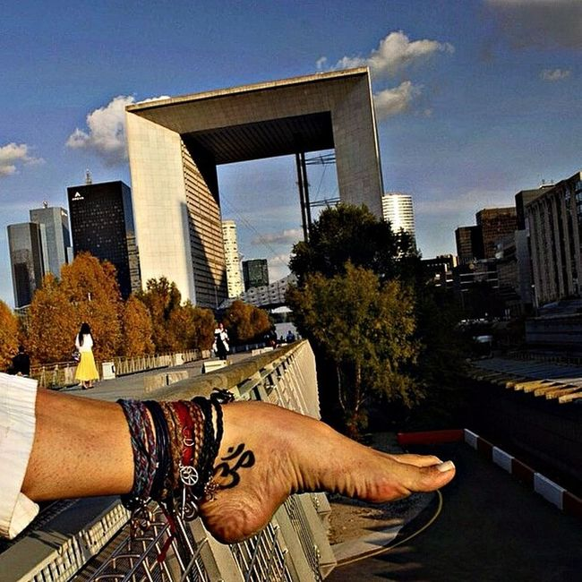 Paris Paris, France  Barefoot Freedom