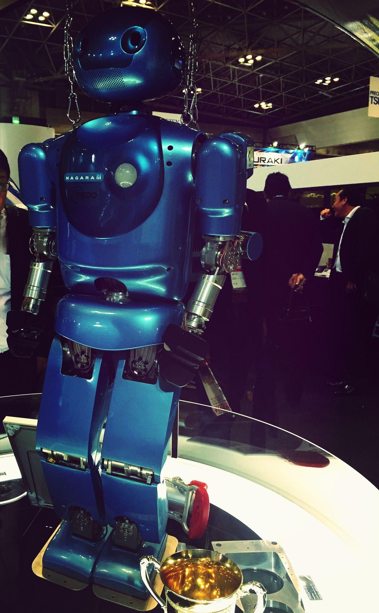 ROBOT Robot Tokyo Japan ビッグサイト