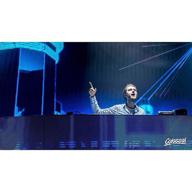 For those at ZoukOut2013 , I'm pretty sure you guys enjoyed @zedd ☝️getting ready for the fireworks. Zedd Zouk Clarity Edm Dj Music Photography @colossalphotos