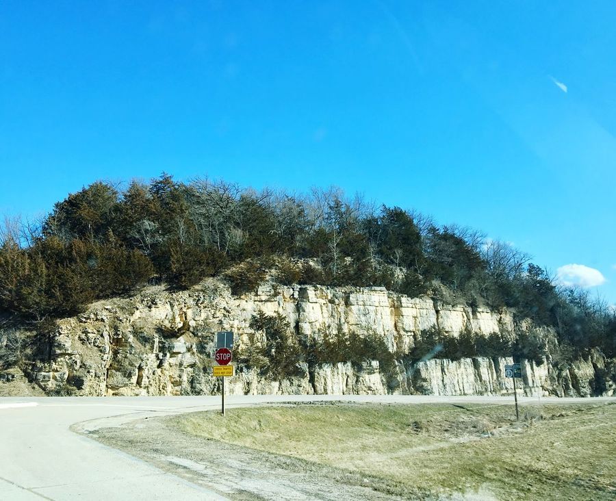 Nature Clear Sky Landscape Beauty In Nature Beauty All Around Natures Beauty Blue Sky Rock Formation