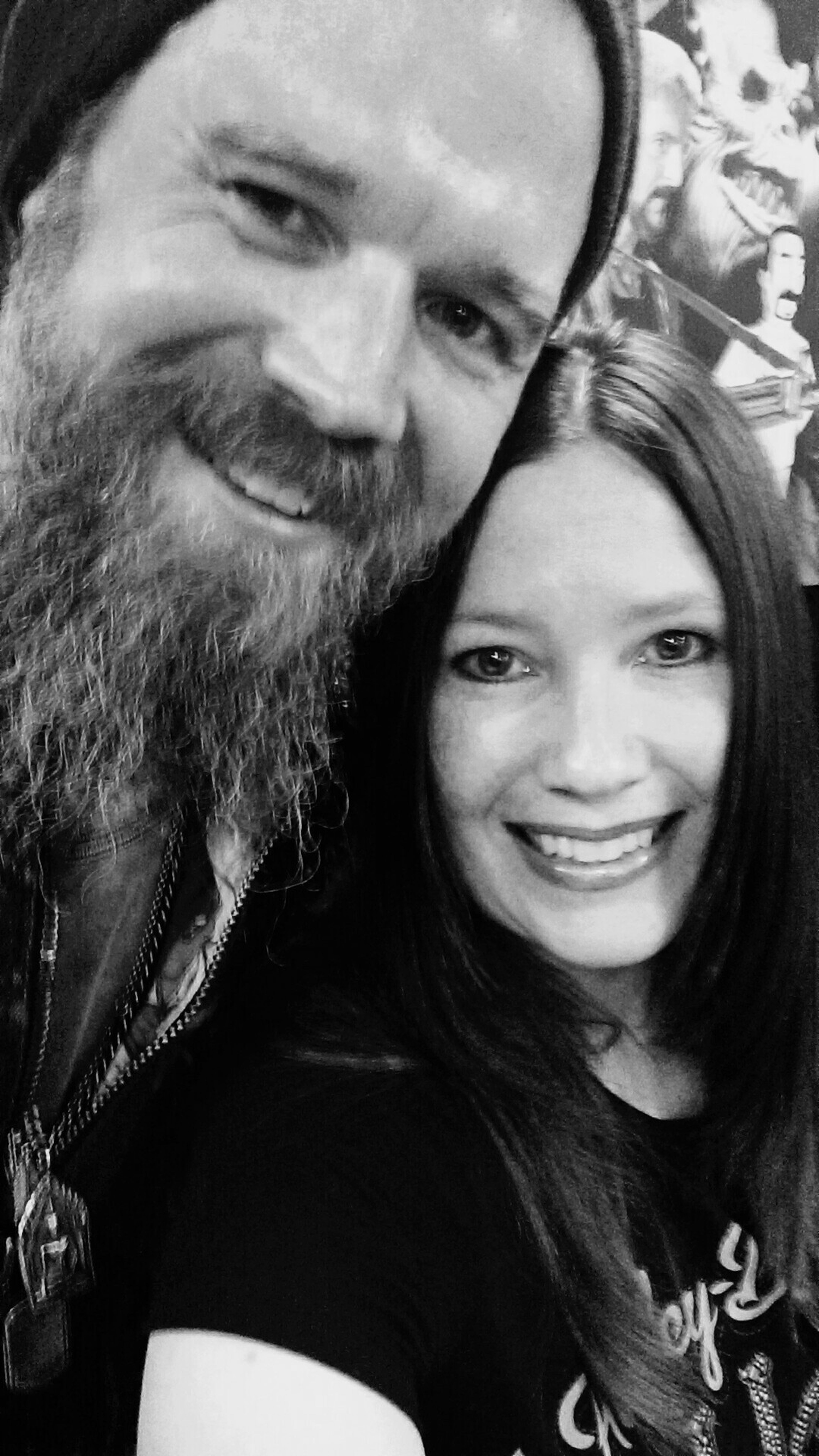 Opie and Me - Steel City Con, Monroeville Convention Center - August 8, 2015 Opie Ryan Hurst Sonsofanarchy SoA Steel City Con Monroeville Pittsburgh Love Him