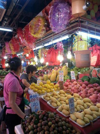 Marketplace Hang Hau